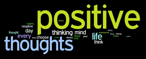 postive thinking wordle