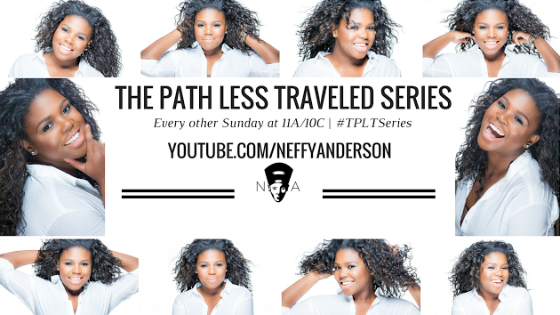 Youtube header THE PATH LESS TRAVELED SERIES-14