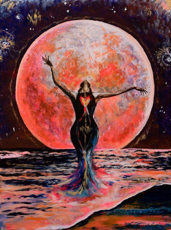 Spirituality-personal development-goddess